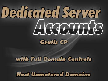 Top dedicated servers plans